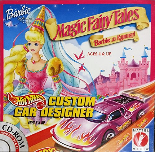 Magic Fairy Tales - Barbie As Rapunzel