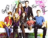 Girl Meets World Auto REPRINT Ben Savage & Danielle Fishel 8 x 10 Photo Picture