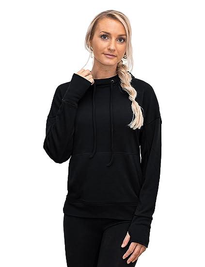 f2045de1f Amazon.com  WoolX Women s Callie Hoodie  Sports   Outdoors
