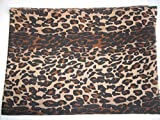 CASHMERE SHAWL -ANIMAL PRINT (CINNAMON CHEETAH)