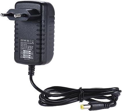 Fuente de Alimentación 9V 1A Convertidor del Adaptador para ...