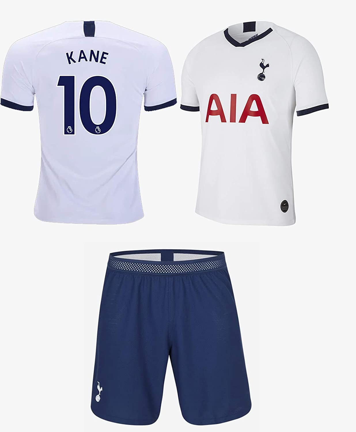 Harry Kane Home//Away Soccer Jersey Kids Youth Sizes Football World Cup Premium Quality Backpack Gift Packaging