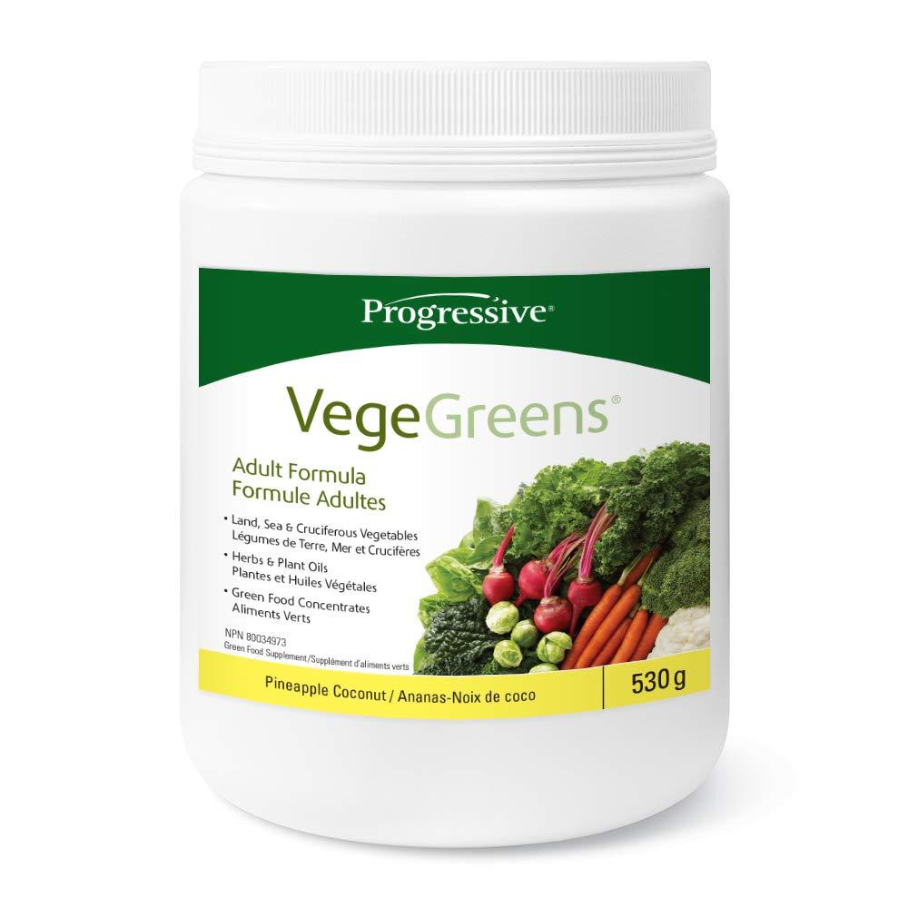 Progressive VegeGreens 530g - Pineapple Coconut