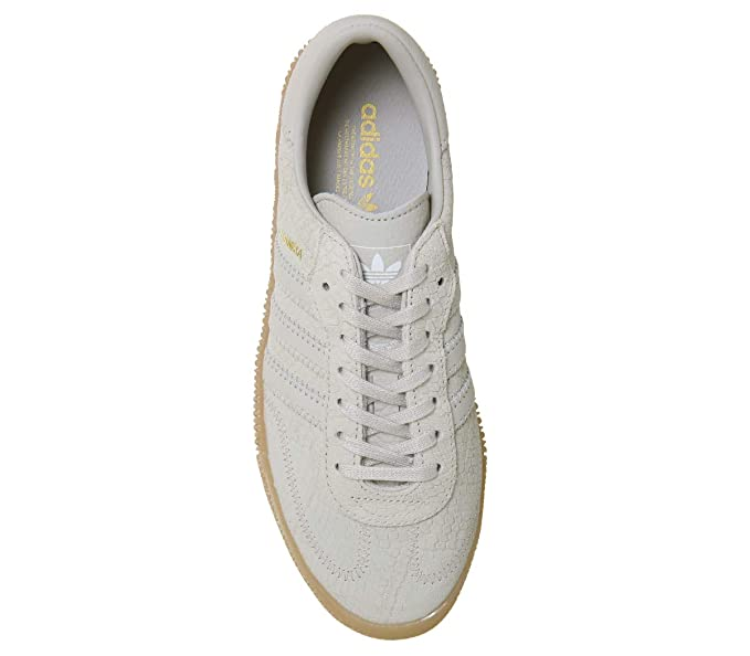 online store 4139f 7d683 Amazon.com Adidas Samba Rose Womens Sneakers Natural Clothin