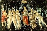Sandro_Botticelli_(1478)_La_Primavera - CANVAS OR WALL ART PRINT