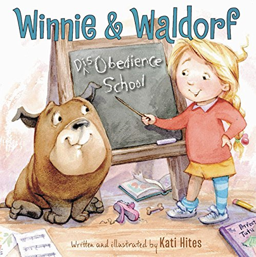 Read Online Winnie & Waldorf: Disobedience School ebook