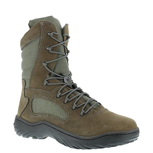 622cf0ee393b Converse Boots  Men s 8 Inch Tactical USA-Made Work Boots CM8999   Amazon.co.uk  Shoes   Bags