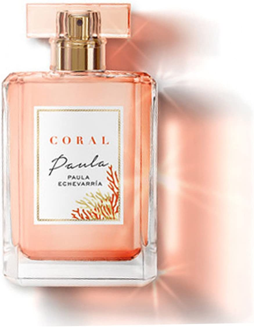 paula echevarria coral perfume