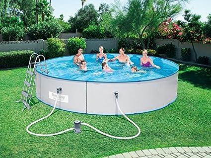 animalmarketonline Jardín Herramientas piscinas y accessorri Bestway Hydrium Pool Juego 460 x 90 cabezal de filtro
