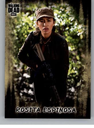 2018 Topps Walking Dead Hunters And The Hunted Nonsport 12
