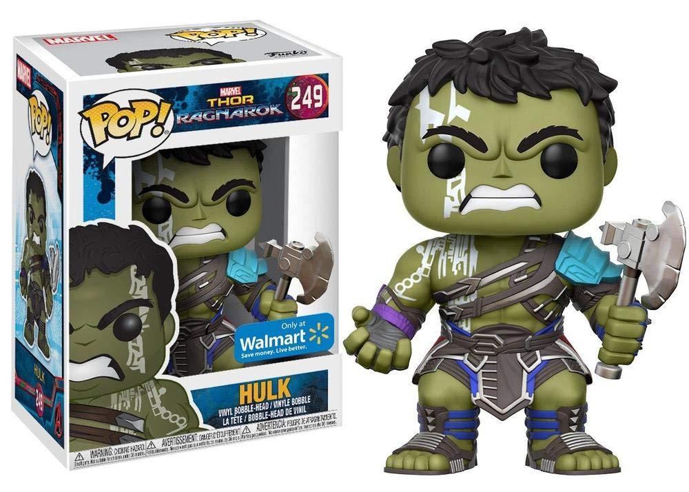 Amazon.com: Funko POP. Marvel: Thor Ragnarok – Hulk ...