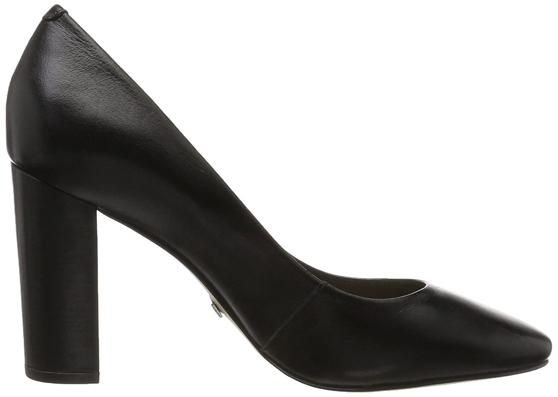 Buffalo Damen Zs 6553-16 Napa Tope Pumps Schwarz (schwarz 01) 01) (schwarz 094896