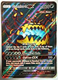 Pokemon - Crimson Invasion - Guzzlord GX 105/111, Full Art, New, Mint
