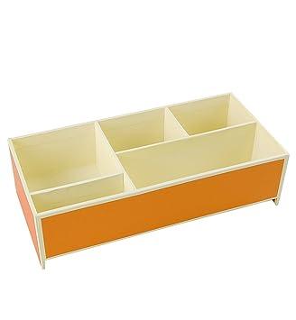 Stapelbare Boxen Orange Fur A4 Ablage Sammelboxen
