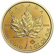 2017 CA Canada 1 oz Gold Maple Leaf BU 1 OZ Brilliant Uncirculated