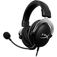 HyperX HHSC2-CG-SL/G CloudX - Audífonos para Gaming con Licencia Oficial Xbox, Micrófono Desmontable con Cancelación de…