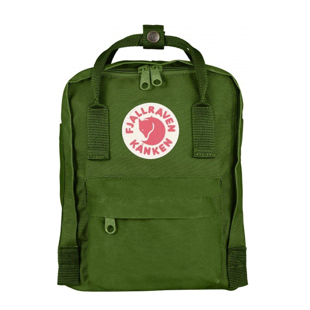 (フェールラーベン) FJALL RAVEN カンケン バッグ 7L カンケン ミニ リュック kanken mini bag バックパック リュック レディース ナップサック 通学 子供用 キッズ ナップサック 7L [並行輸入品] B01DG5I6AG Leaf Green Leaf Green