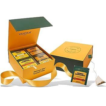 VAHDAM Organic Wellness Detox Turmeric Tea