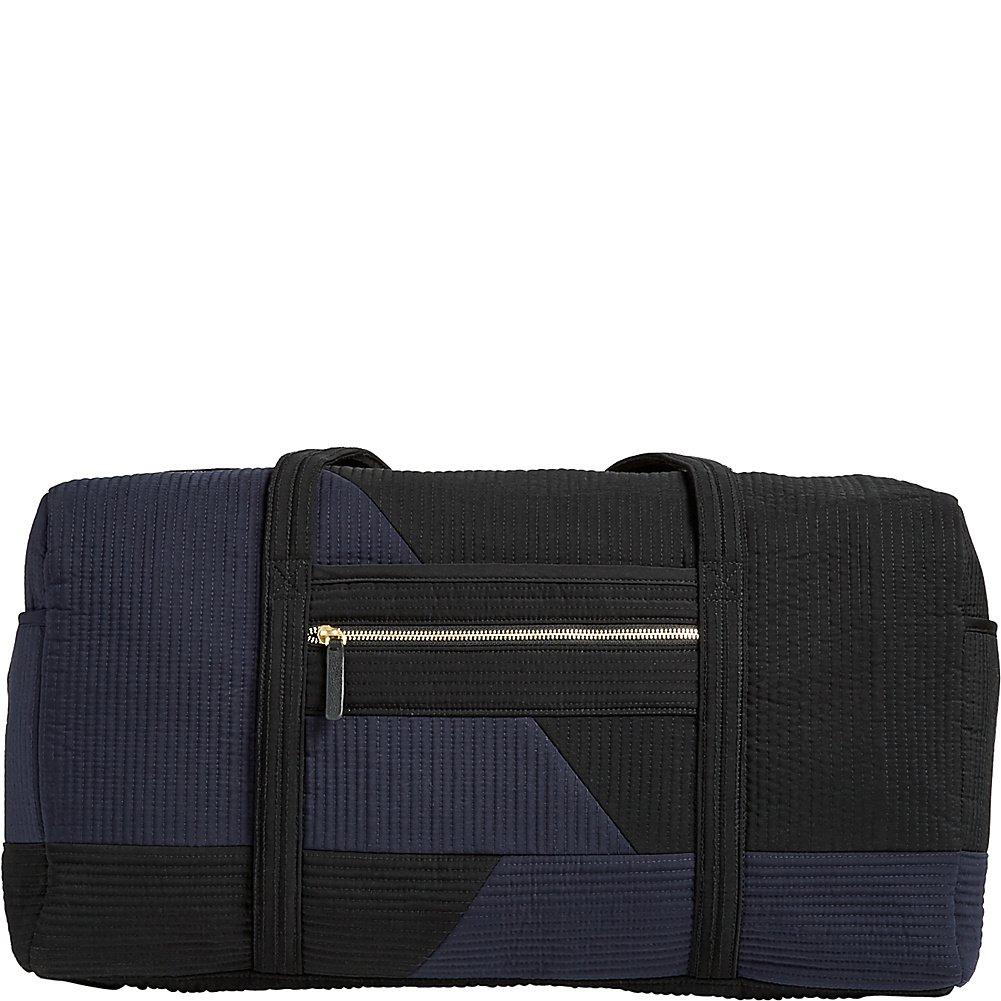 Vera Bradley Luggage Women's Large Duffel Cool Angles Duffel