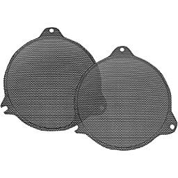 Hogtunes SG RM GRILL Replacement Front Speaker Grille (for 2014-2016 Harley-Davidson FLH Touring Models)