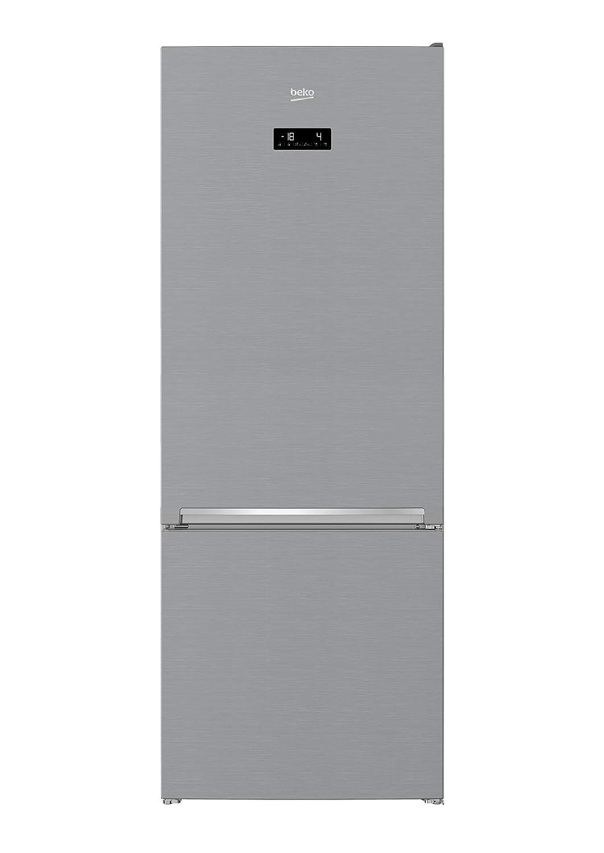 Beko - Frigorífico Combi - Beko Rcne560E30Zxb, No Frost, 501 L ...