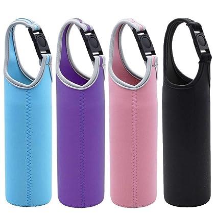 Amazon.com: DanziX - Bolsa de neopreno para botellas de agua ...