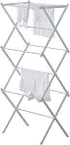 neatfreak 05529C006 MIX010-006 Laundry Drying Rack, White