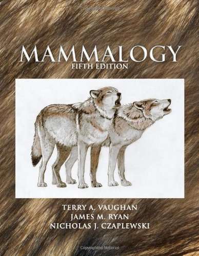 Mammalogy 5th (fifth) by Vaughan, Terry A., Ryan, James M., Czaplewski, Nicholas J. (2010) Paperback