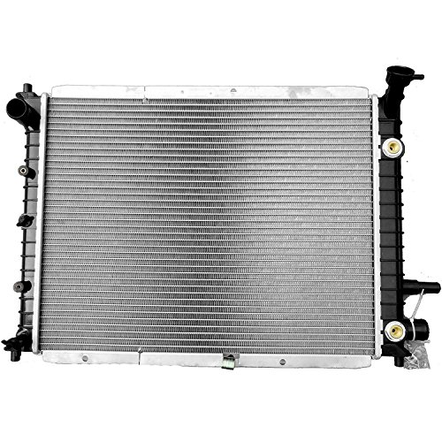 ECCPP Radiator LR2140 for 1998-2003 Ford Escort LX/SE/Equi/ZX2 L4 2.0L by ECCPP