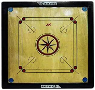 لوح كاروم خشبي من ليدرز مقاس 32 × 32
