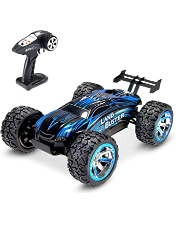 Theefun 1: 12 High Speed 4WD 20 mph RC Car, 2.4Ghz Radio Fast
