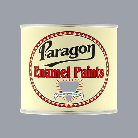 Paragon Paint 5l Gloss Ral 7040 Window Grey Enamel Paint Amazon