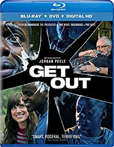 Cover Image for 'Get Out [Blu-ray + DVD + Digital HD]'