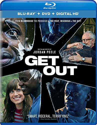 Get Out (Blu-ray + DVD + Digital HD)