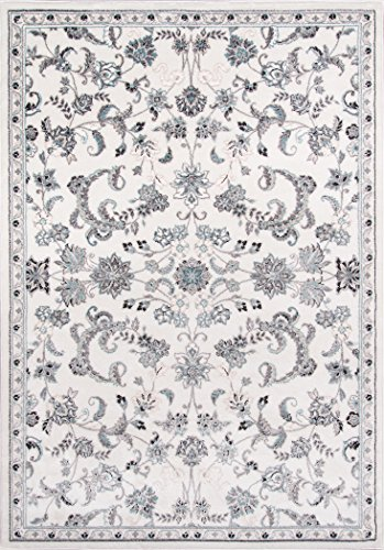 Momeni Rugs BROOKBH-05IVY7A9A Brooklyn Heights Collection Area Rug, 7'10