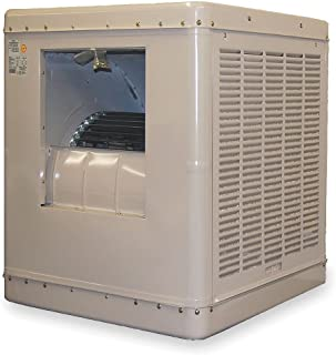 product image for 4600 cfm Ducted Evaporative Cooler, 1/2 hp, 12.5 gal.