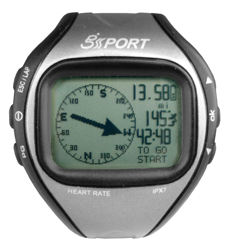 GlobalSat GH-625M GPS Sports Watch (並行輸入品) B001TLEXRA
