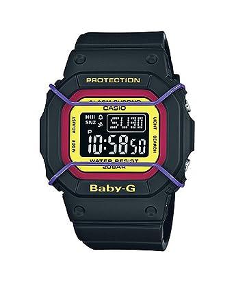 e83ddbf856a087 Amazon | CASIO (カシオ) 腕時計 Baby-G(ベビーG) BGD-501-1B ...