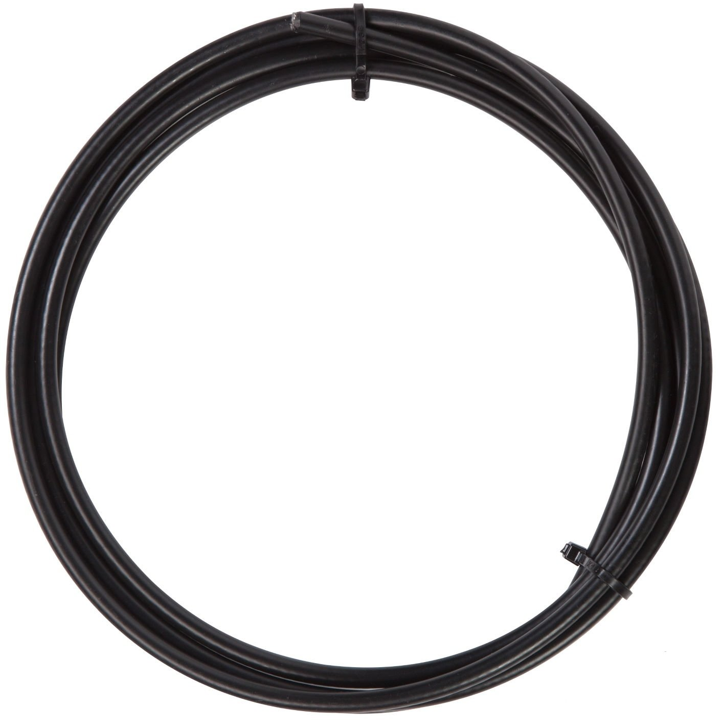 Positz Universal Bicycle Gear Cable Outer Housing Casing 4mm for SIS SP41 Black - Workshop Roll 10 Meters (33ft)