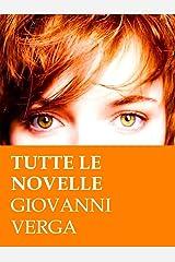 Verga. Tutte le novelle (RLI CLASSICI) (Italian Edition) Kindle Edition