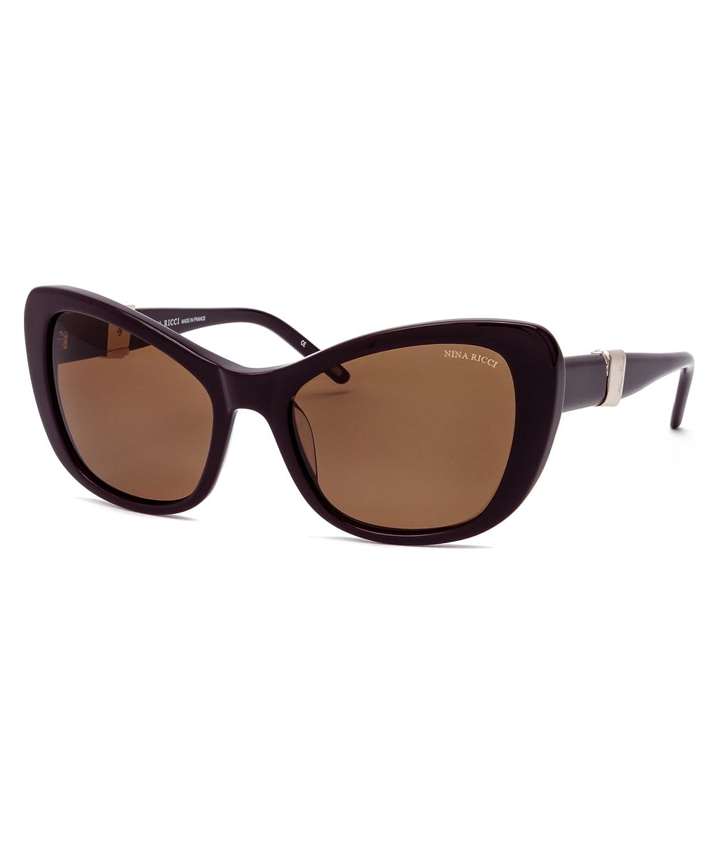 Amazon.com: Nina Ricci nr3238 – Gafas de sol de la mujer ...