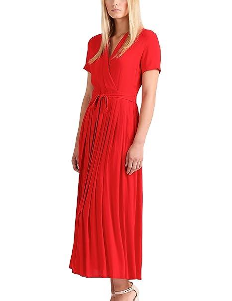 e139d17a1af8 APART Fashion Damen Fashion: Coral-Reef & Lace Kleid: Amazon.de ...