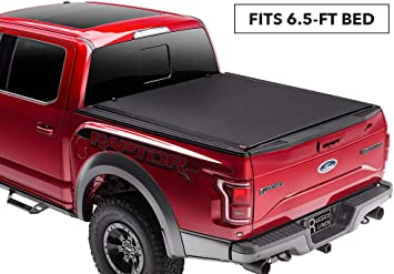 Amazon Com Rugged Liner Premium Rollup Truck Bed Tonneau Cover Rc Drb6510 Fits 10 18 Dodge Ram Cargo Box With Utility Track 6 5 Bed Automotive