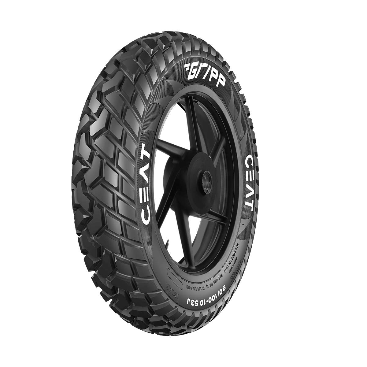 Best Ceat Gripp 90/100 – 10 53J Tube-Type Scooter Rear Tyre For  Hero Maestro, Hero Pleasure, Honda Activa in India 2021