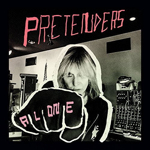 Pretenders-Alone-CD-FLAC-2016-FORSAKEN Download
