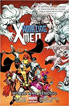 Book Amazing X-Men Volume 2: World War Wendingo by Immonen, Kathryn, Kyle, Craig, Yost, Christopher(January 6, 2015)