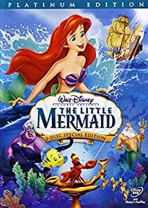 The Little Mermaid 2 Dics Special Edition DVD 2006 by New Factory Sealed