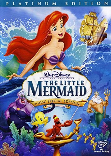 Price comparison product image The Little Mermaid 2 Dics Special Edition DVD 2006