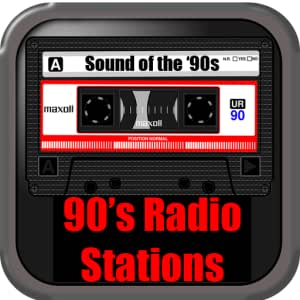 Amazon com: Best 90s Songs Radio Stations: Appstore for Android
