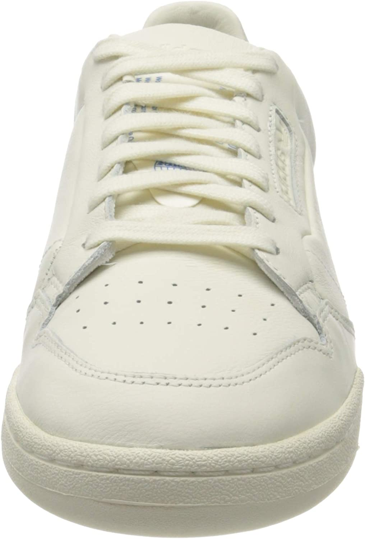 adidas Continental 80, Chaussures de Gymnastique Homme Off White Off White Off White